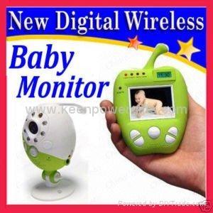 Digital Baby Monitor  1