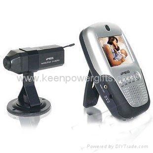 wireless baby monitor  1