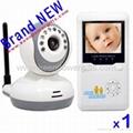 2.4G Wireless Baby Monitor IR Camera cam