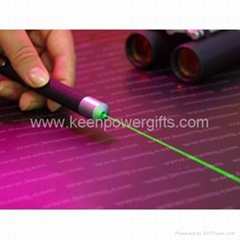 50mw green laser pointer pen