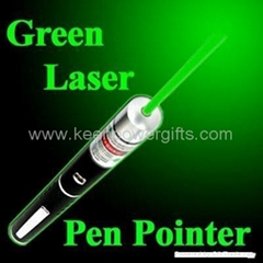 5mw 532nm green laser pointer/laser pointer pen/star pointer