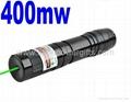 400mw 绿光激光笔 1