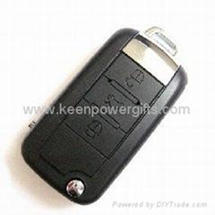 Car Key DVR Camera