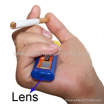 Sound Activation Lighter Camera 1