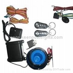 1-Way Car Alarm System C