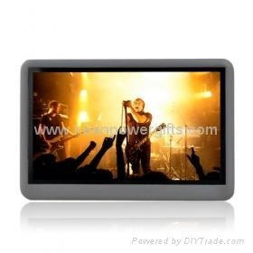 16GB 4.3 Inch Touch Screen MP5/MP3 Players With FM Function Calculator Grey 1
