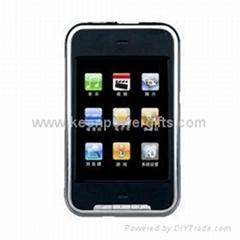 4GB Digital MP4 / MP3 Player / TouchScreen / Audio/ Video/ FM Tuner / M168