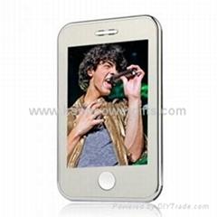 8GB 2.8 Inch Fashion Style Touch Screen MP4/MP3 Player Digital Camera(SZM519