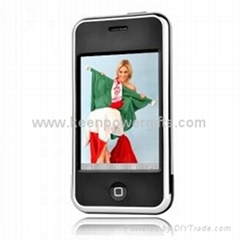 16GB 2.8 Inch Fashion Style Touch Screen MP4/MP3 Player with Stylus