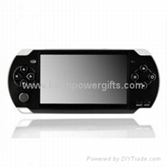 "4GB 4.3"" TFT Display PSP Style Game MP3/MP5 Player Black"