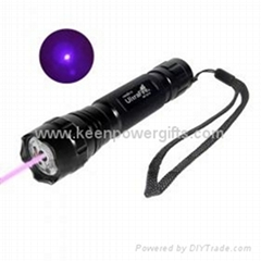 Laser Pointer with Li-ion