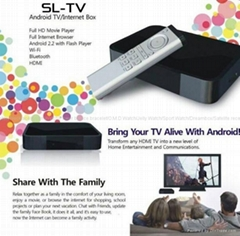 Android Google TV Box