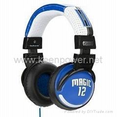 NBA Headphone,NBA headset