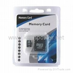 8GB Micro SDHC Memory Ca