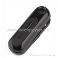Bluetooth Headset Style Spy Camera with Mp3 Player 3