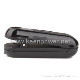 Bluetooth Headset Style Spy Camera with Mp3 Player 1