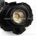 High Power 3-Mode White Light Headlamp -