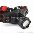 210LM 3-Mode CREE Q5 LED Flexible Direct
