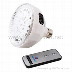 Remote Control 18 LED Rechargeable Emergency Light