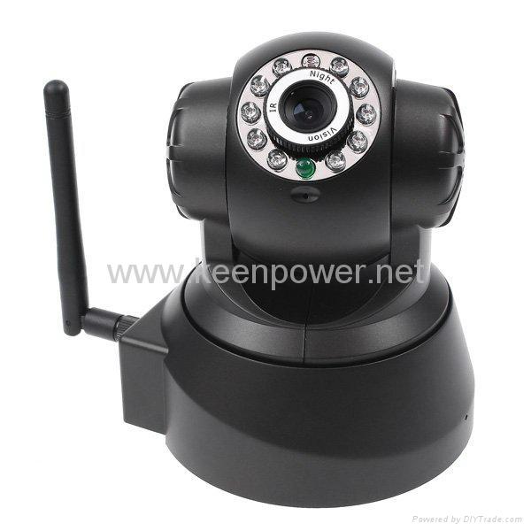 Nightvision IR Webcam Web CCTV Camera WiFi Wireless IP Camera 2
