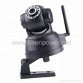 Nightvision IR Webcam Web CCTV Camera WiFi Wireless IP Camera 4