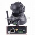 Nightvision IR Webcam Web CCTV Camera WiFi Wireless IP Camera 5