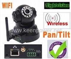 無線WIFI 網絡攝像頭