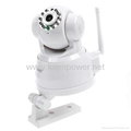 EasyN WIFI IR 2-Audio Webcam Wireless IP Camera 2