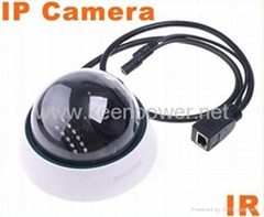 IP Camera Wired Serveillance IR NightVision nightvision Dome CCTV Camera