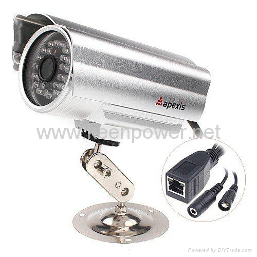 Apexis Wired Nightvision IR LED Security Webcam Web IP Camera CCTV Camer 3