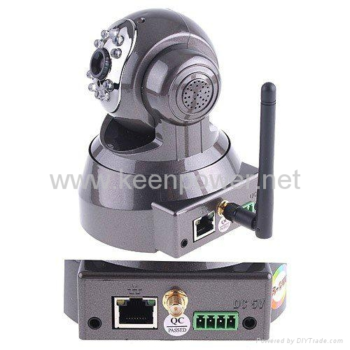 EasyN WiFi Wireless IP Camera Webcam IR Night Vision Security IP Camera 4