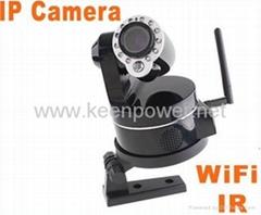 無線WIFI夜視網絡攝像頭