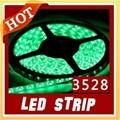 5M Green 3528 Led Strip Waterproof 300