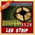 5M 3528 Led Strip Lights Warm White