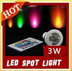 3W LED 燈泡