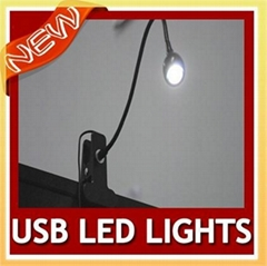 High Power USB 1W Led Light Notebook USB Light/USB Computer Light