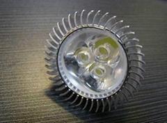 5pcs MR16 3W LED Spotlig