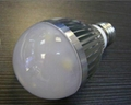 5W LED Bulb High Power Energy Saving 5*1W LED Lamp