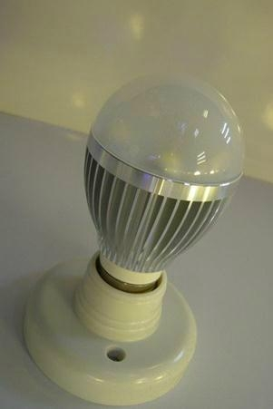 5W LED Bulb High Power Energy Saving 5*1W LED Lamp 2