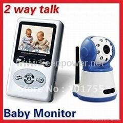 2.4G Wireless Baby Monit