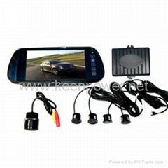 Car Reversing Set - 7 in