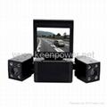 HD 2560x1920 2.0 Inch Car DVR with 2