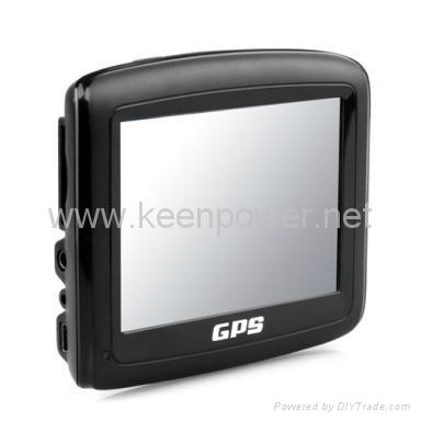 car gps navigator 3 5 inch touchscreen fm transmitter media cg 005 kp china. Black Bedroom Furniture Sets. Home Design Ideas