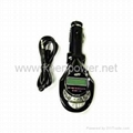 Car FM Transmitter - With SD Slot