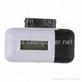 Premium FM Transmitter for iPod/iPhone