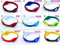 worldcup power balance bracelet