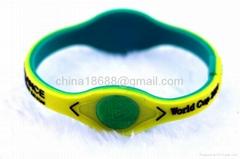2014 FIFA Power balance bracelet