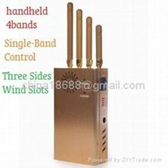 单频控制干扰器