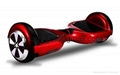 Two-wheel balancing electric scooter