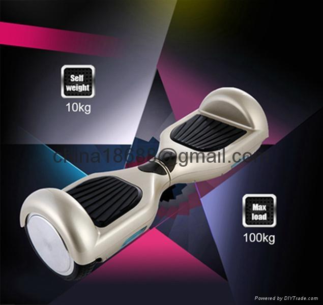 电动平衡车 3